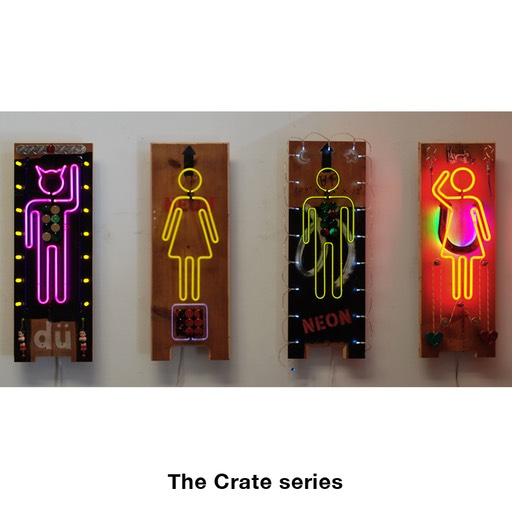 The Crate series