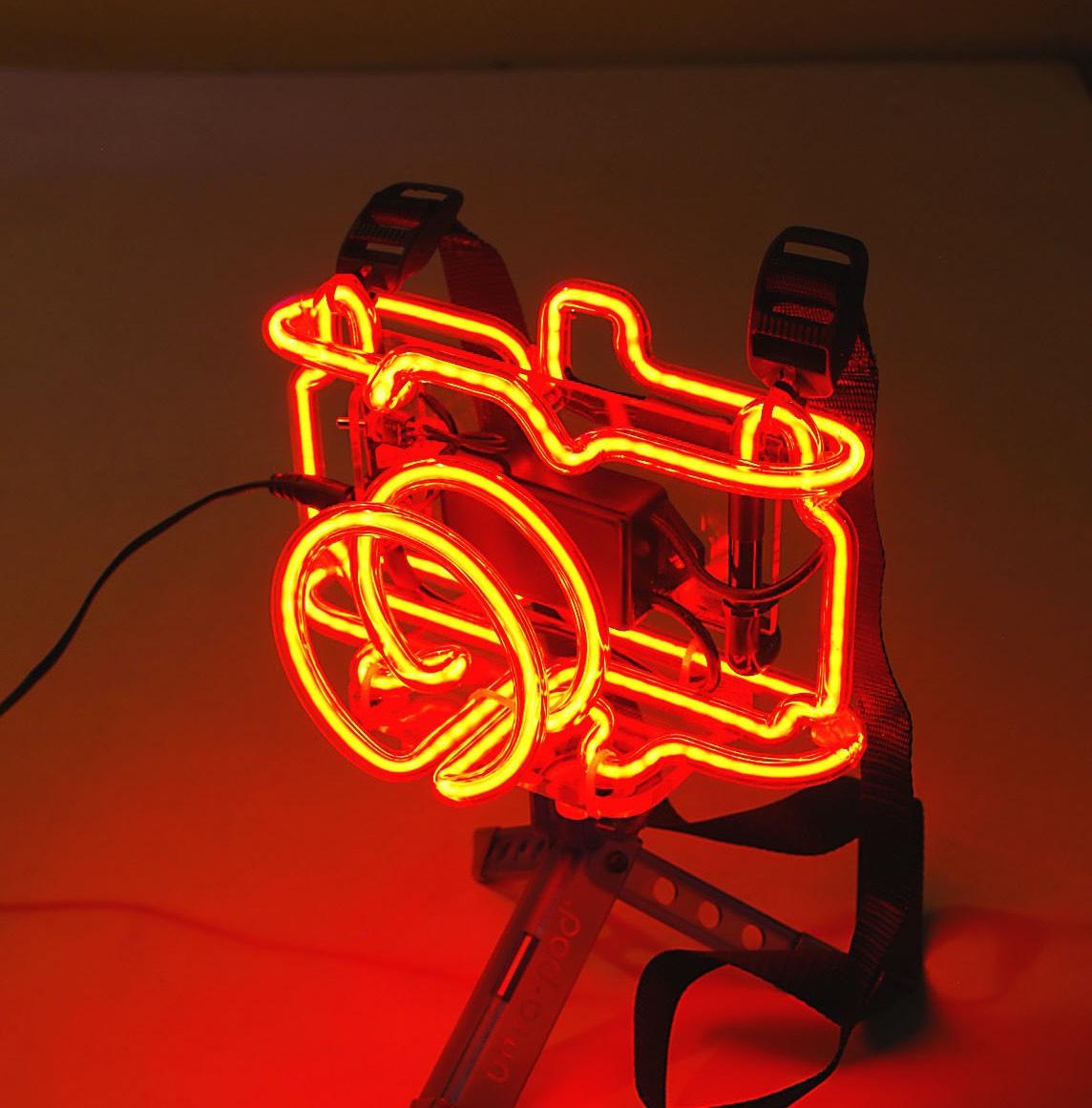 Michael Flechtner - Neon Artist, Custom Neon Signs, Los Angeles, CA