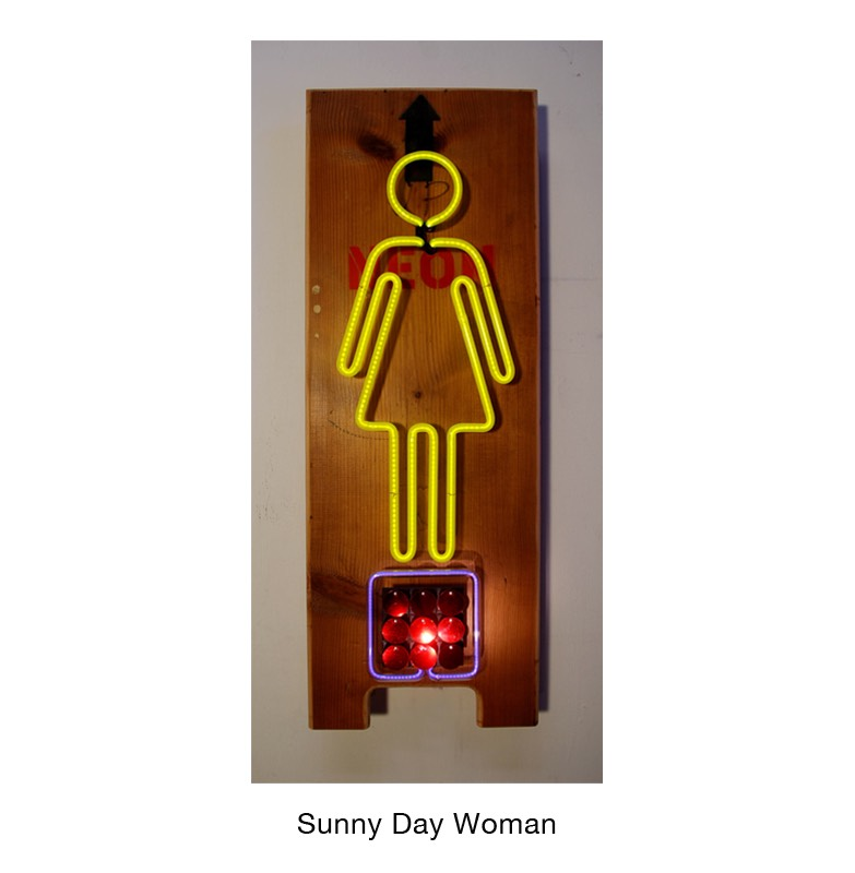 Sunny Day Woman